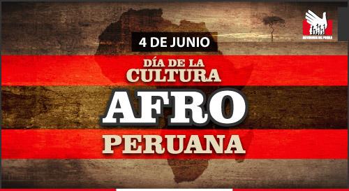 Reflexiones por el Día de la Cultura Afroperuana