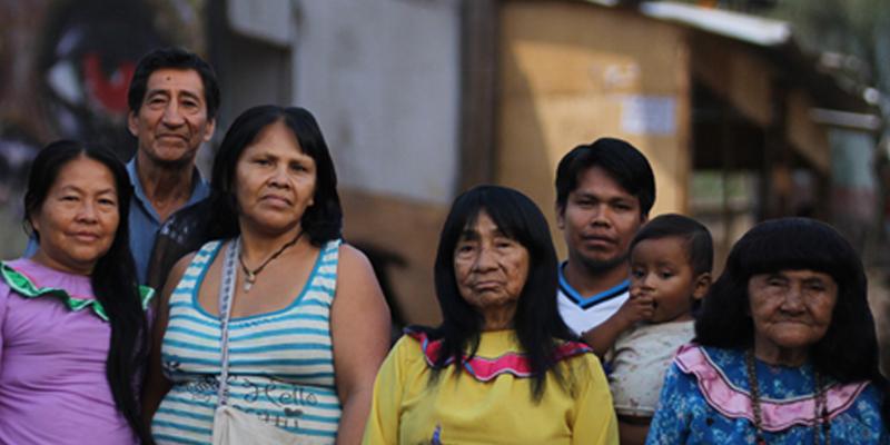 CRONOLOGÍA: El caso de la comunidad indígena urbana Shipibo-Konibo de Cantagallo