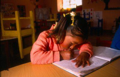 Escuelas rurales en el Perú: la infraestructura bajo supervisión