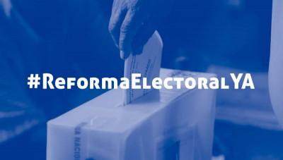 La necesaria reforma promovida por el Sistema Electoral