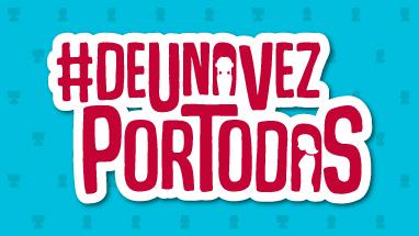 #Deunavezportodas