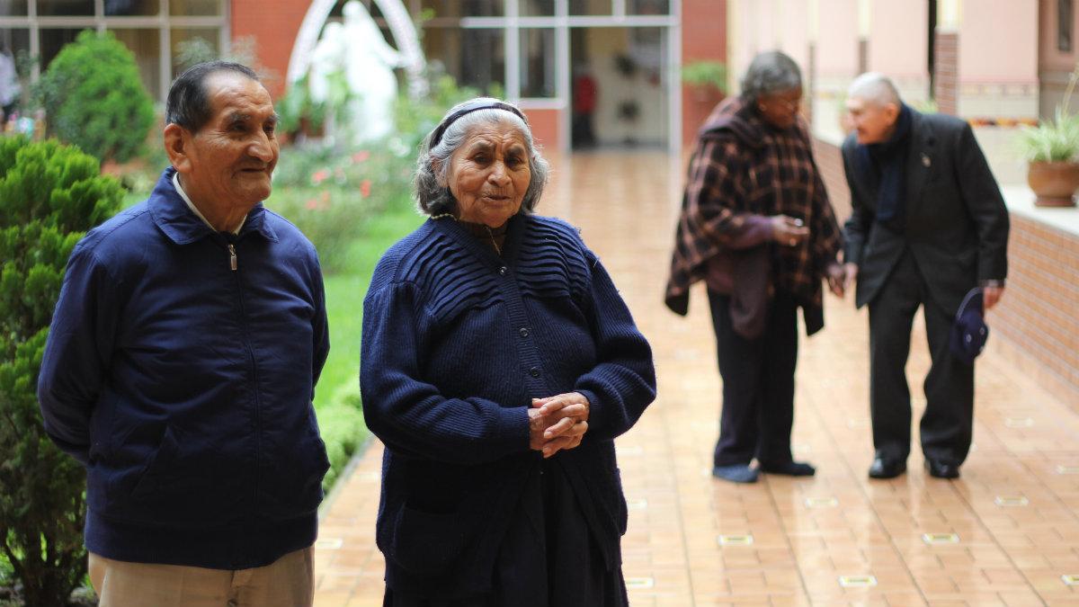 Defensoría del Pueblo: debe garantizarse la integridad de adultos mayores con discapacidad en Lambayeque