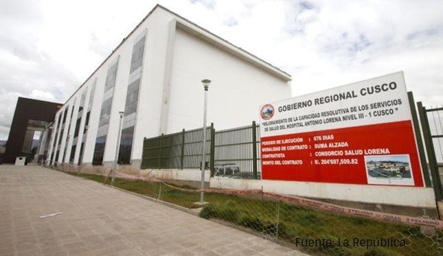 Defensoría del Pueblo: urgen medidas para garantizar oxígeno medicinal y personal médico en hospitales de Cusco