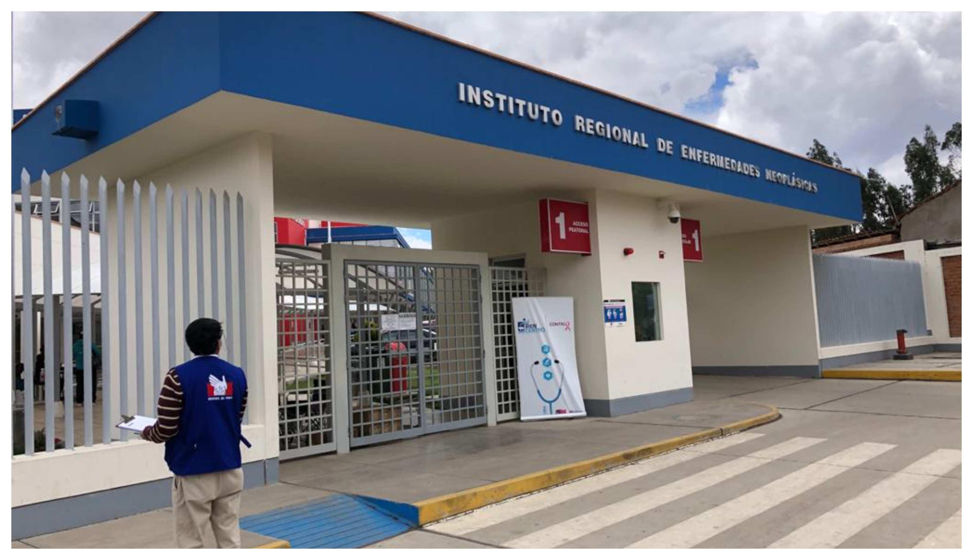 Defensoría del Pueblo: debe garantizarse continuidad de atención de pacientes oncológicos en Junín