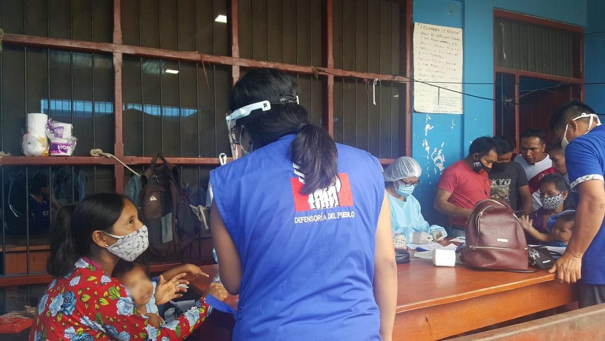 Coordinamos retorno de integrantes de pueblos originarios a la provincia de Purús