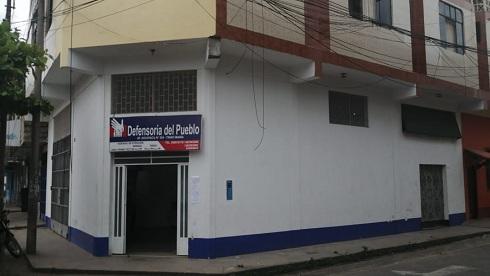 Defensoría del Pueblo: urge reforzar acciones debido a la clasificación de riesgo extremo de la provincia Leoncio Prado