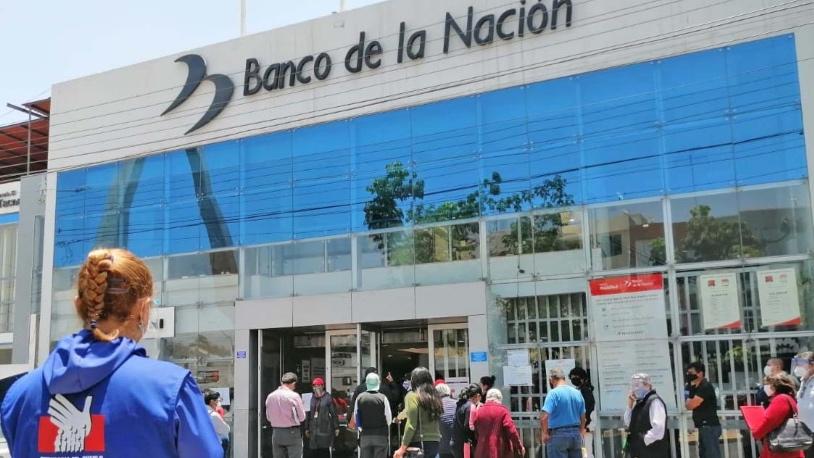 Defensoría del Pueblo: Banco de la Nación debe garantizar atención preferente en Tacna