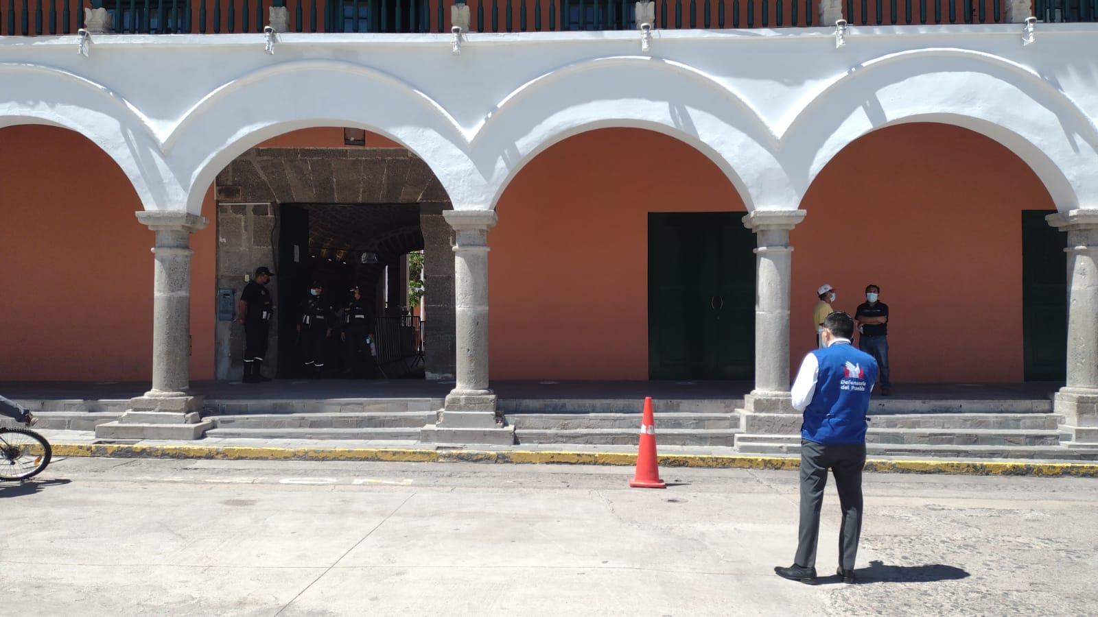 Defensoría del Pueblo: gobiernos locales deben articular acciones con el comando regional COVID-19 de Ayacucho
