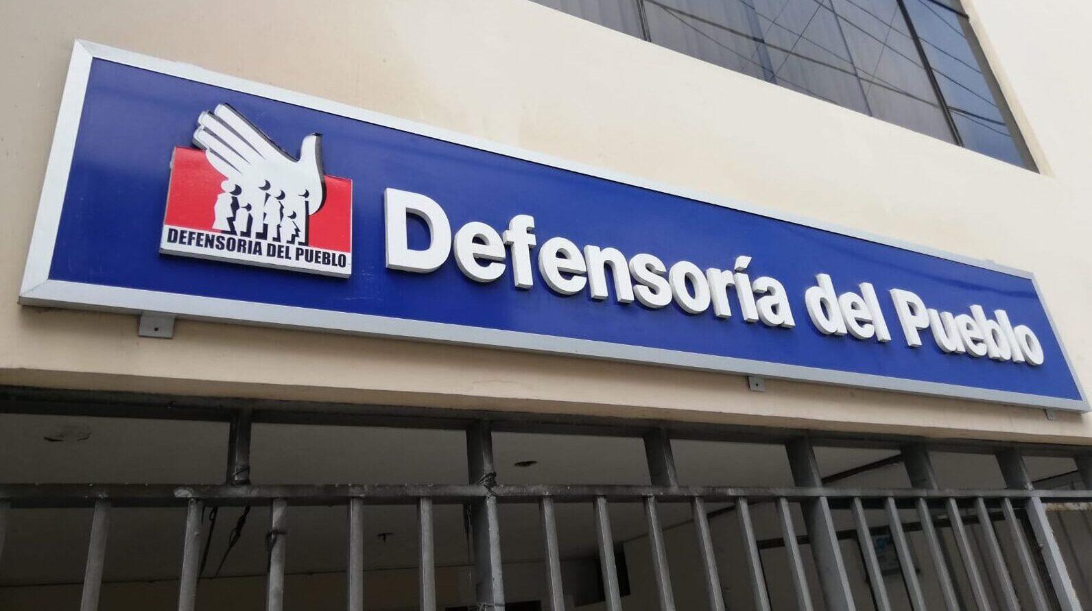 Defensoría del Pueblo: urge activar comisiones del Coprosec para enfrentar pandemia del COVID-19 en provincia del Santa
