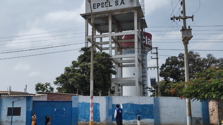 Foto de fachada de empresa EPSEL