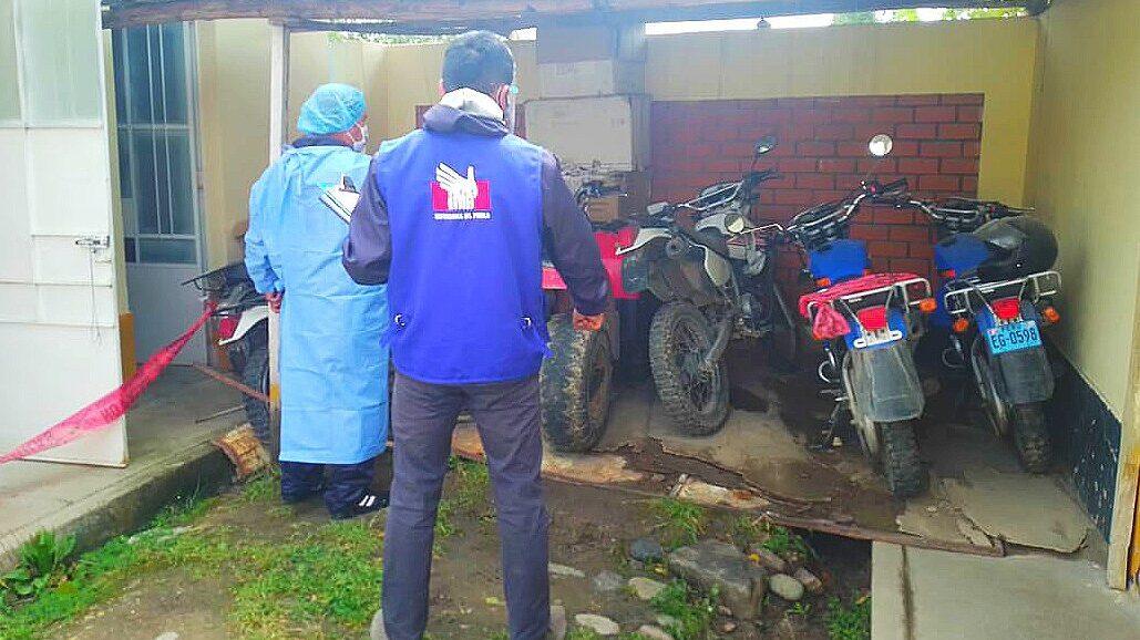 Defensoría del Pueblo: urge que centros de salud de Huancavelica garanticen operatividad de unidades móviles