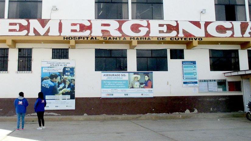 Foto de Hospital Santa María de Cutervo