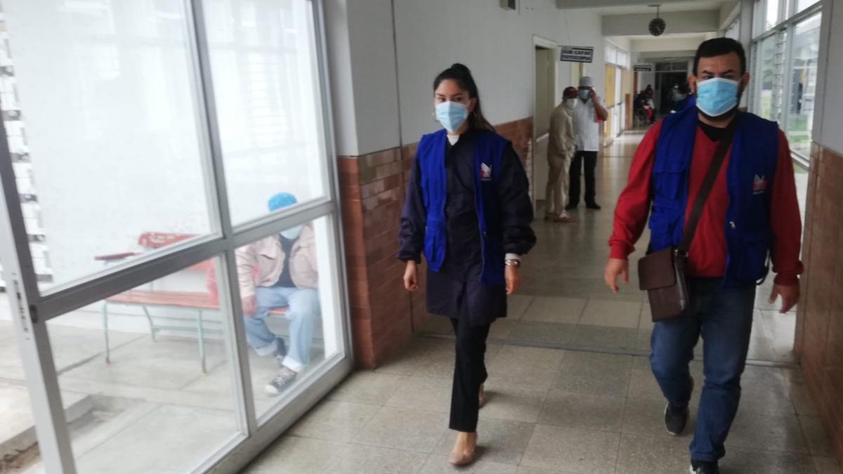 Defensoría del Pueblo: Hospital de Nuevo Chimbote debe aprobar plan de intervención ante posible tercera ola