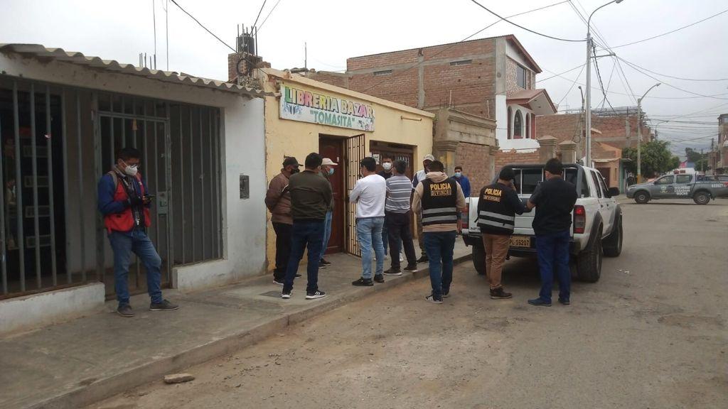 Defensoría del Pueblo pide celeridad en investigación por presunto feminicidio registrado en el Distrito de Moche