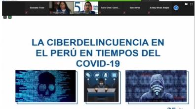 Defensoría del Pueblo busca mejorar trabajo en protección de derechos de ciudadanía frente a la ciberdelincuencia
